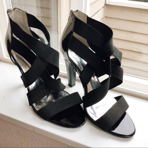 Comfortable Strappy Heels